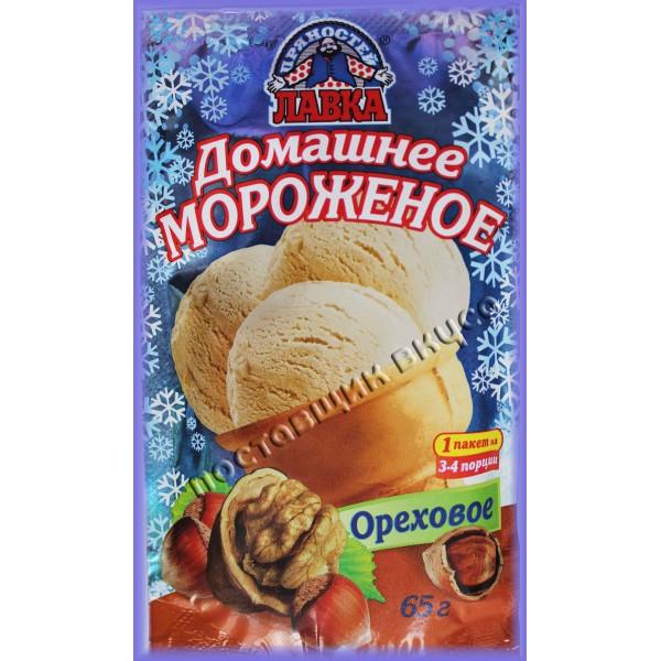 """Домашнее мороженое """"Ореховое"""""""