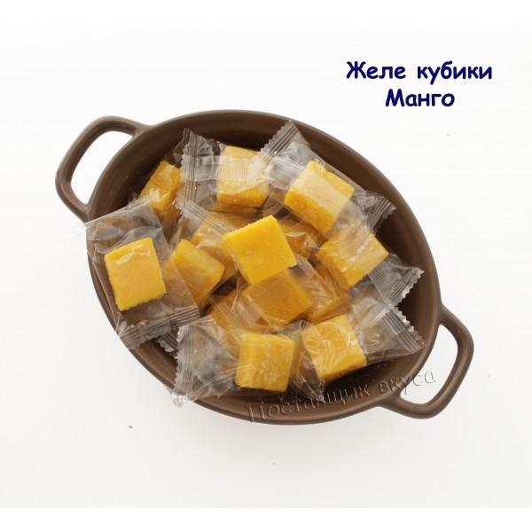 Конфеты Желейные с соком манго 500г